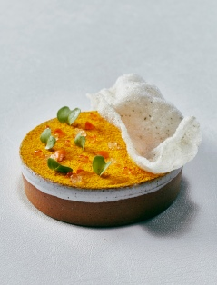 The Test Kitchen - smoked fish mousse (HR)