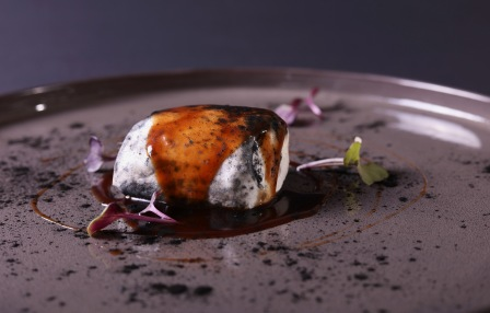 Tintswalo Atlantic (Fynbos Rabbit, Fermented goats cheese ash case) 1