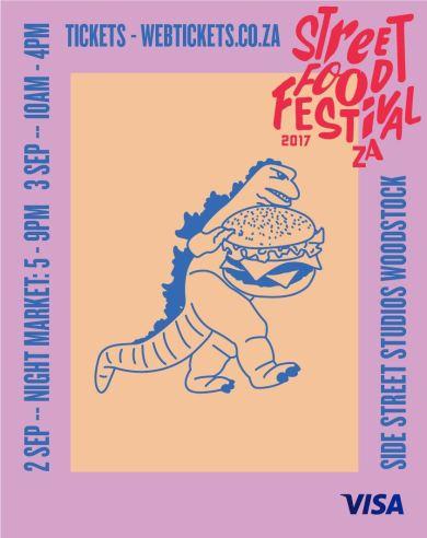Street Food Festival Logo
