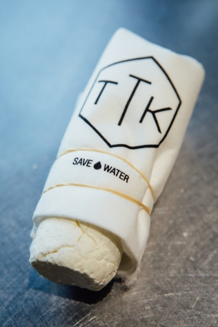 TTK Drought Menu - Frozen pine cured goats cheese - photo Andy Lind (HR) 1