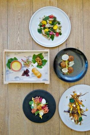 La Petite Ferme - Food Compilation (HR) photo Claire Gunn