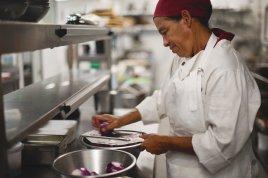La Petite Ferme - Kitchen (HR) photo Claire Gunn