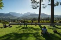 La Petite Ferme - Restaurant gardens 1 (HR) - photo Claire Gunn
