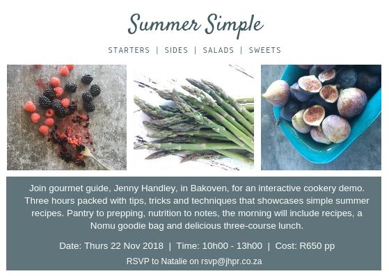 Summer Simple